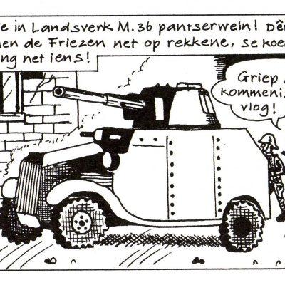 Fryske striptease!