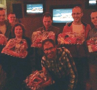 Team Tresoar wint 4e Fryske Kroechkwis!