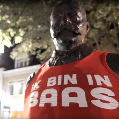 Alle bazen fan Fryslân yn in Baas Himd!
