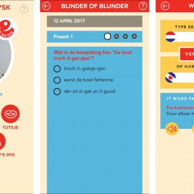 Jaaa! Wer wat nijs yn de Praat mar Frysk-app!