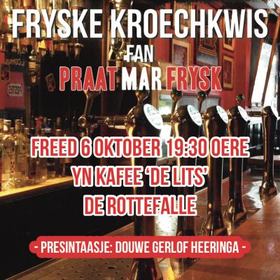 De leukste Fryske Kroechkwis ynkoarten yn De Rottefalle!