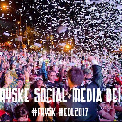 Ynternasjonale Social Media Dei set lytse talen yn 'e skynwerpers