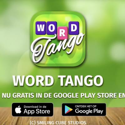 Nije Fryske app: Word Tango