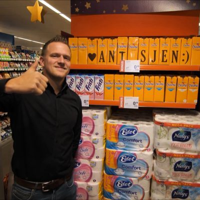 Earste Frysktalige supermerken  iepene