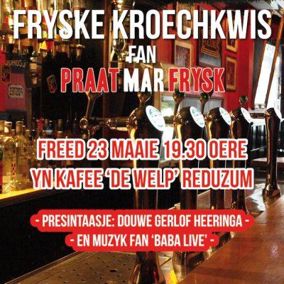 De Fryske Kroechkwis yn Reduzum!