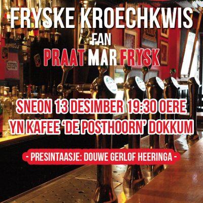 De Fryske Kroechkwis!