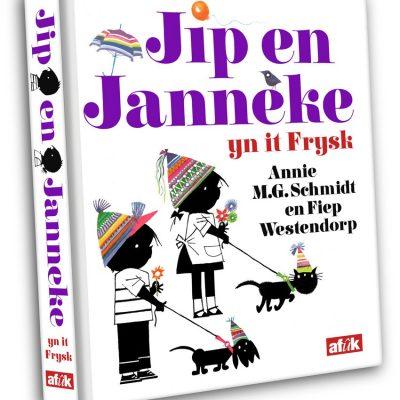 Jip en Janneke yn it Frysk? Jawis!