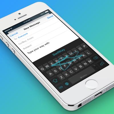 Fryske Swiftkey-app no ek foar iPhone en iPad!