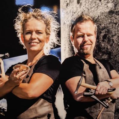 Praat mar Frysk op besite by goudsmid Watze van der Wal!