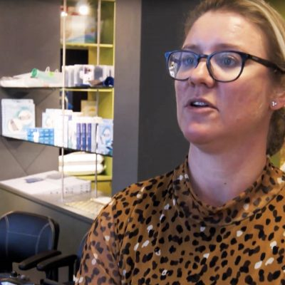 Praat mar Frysk op 'e kofje by Hulpmiddelencentrum Fryslân