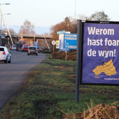Meitsje it Frysk sichtber op Ynternasjonale Memmetaaldei